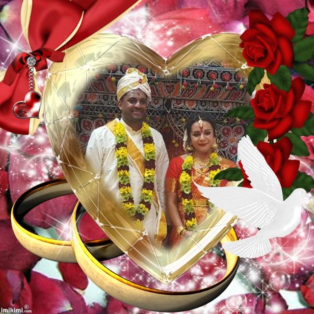 நடனக்கலைஞை  நிருபா மயூரன் திருமணபந்தத்தில் 28.05.17 இணைந்து கொண்டனர்