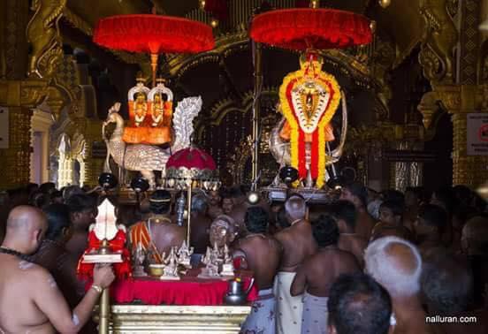 நல்லூர் கந்தசுவாமி ஆலய 2 ஆம் திருவிழா(29.07.2017)