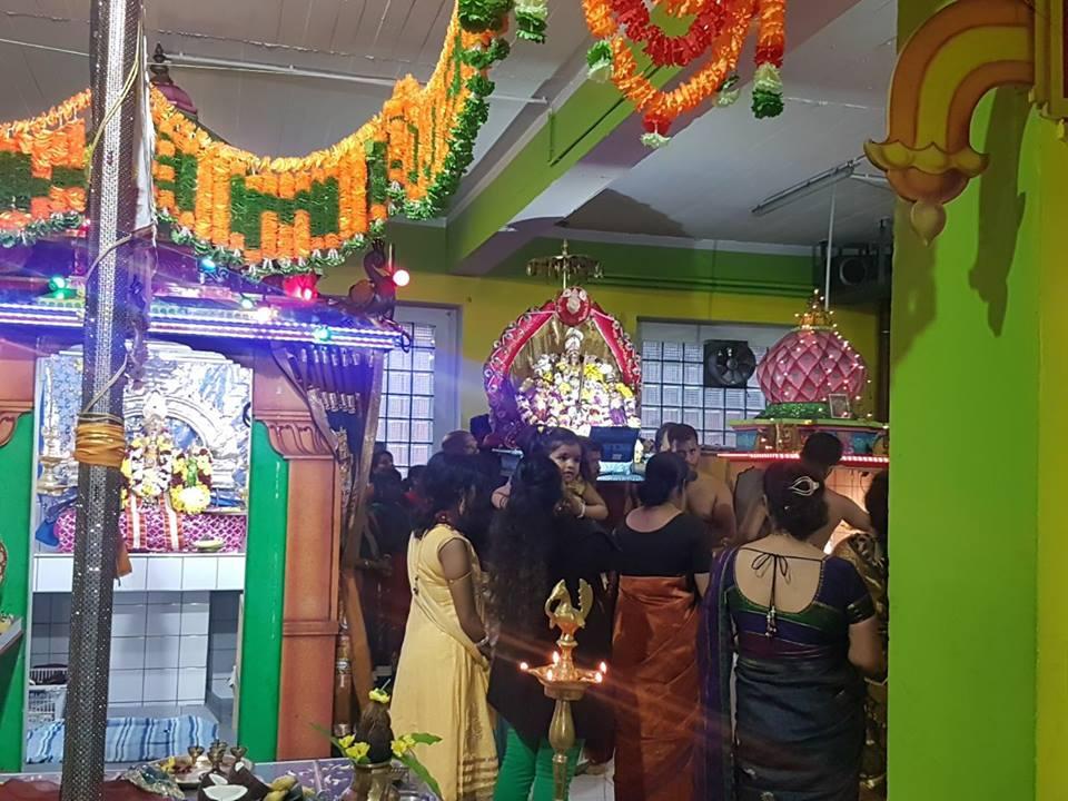 முல்கையும் முத்துக்குமாரசாமி ஆலய 5ம் நாள் திருவிழா 15.08.2017