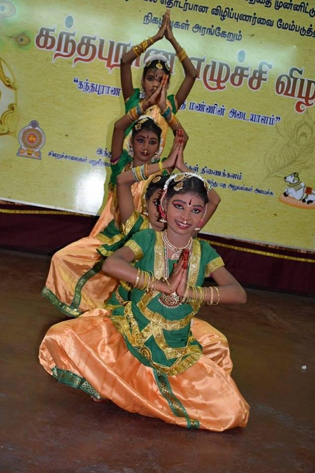 கந்தபுராண எழுச்சி விழாவின் பத்தாம் நாள் வைபவம்
