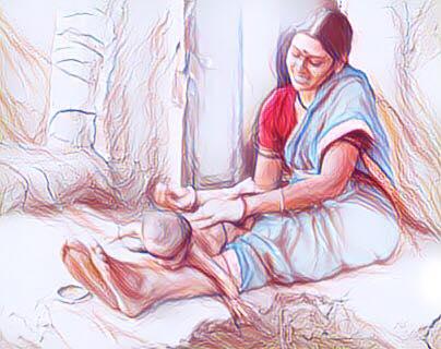 அன்பின் அமுதசுரபி !கவிதை அ.பவளம் பகீர்