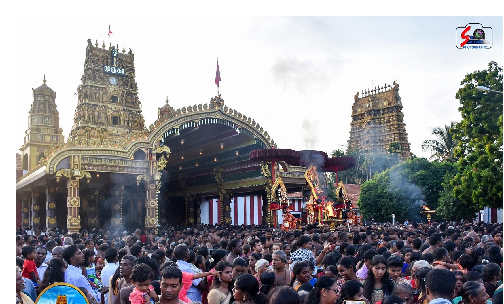 நல்லூர் கந்தசுவாமி கோவில் 17ம் திருவிழா – 13.08.2017