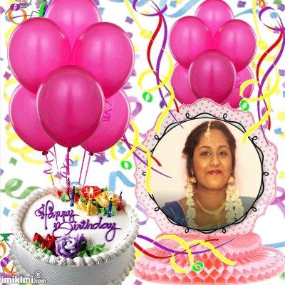 பாடகி செல்வி செல்வி தேவிதா தேவராசாவின் பிறந்தநாள் வாழ்த்து:(14.08.2017)