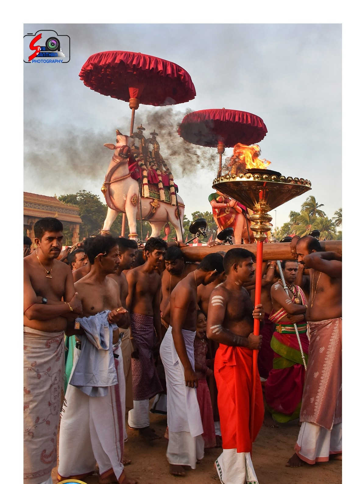 நல்லூர் கந்தசுவாமி ஆலய 7ஆம் திருவிழா(03.08.2017)