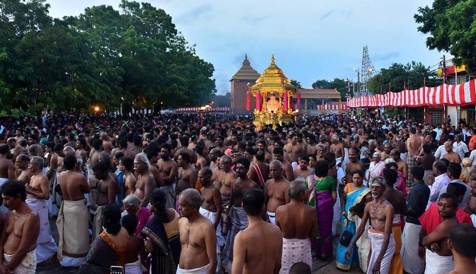 நல்லூர் கந்தசுவாமி தங்கரத உற்சவத்திருவிழா – 17.08.2017