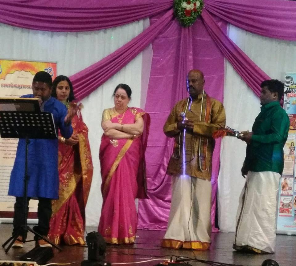 பிரான்ஸ் ஐஸ்வராலயம் நடத்திய இசைமாருதம் 2017 பாரிஸின் சிறப்பாக நடைபெற்றது.!
