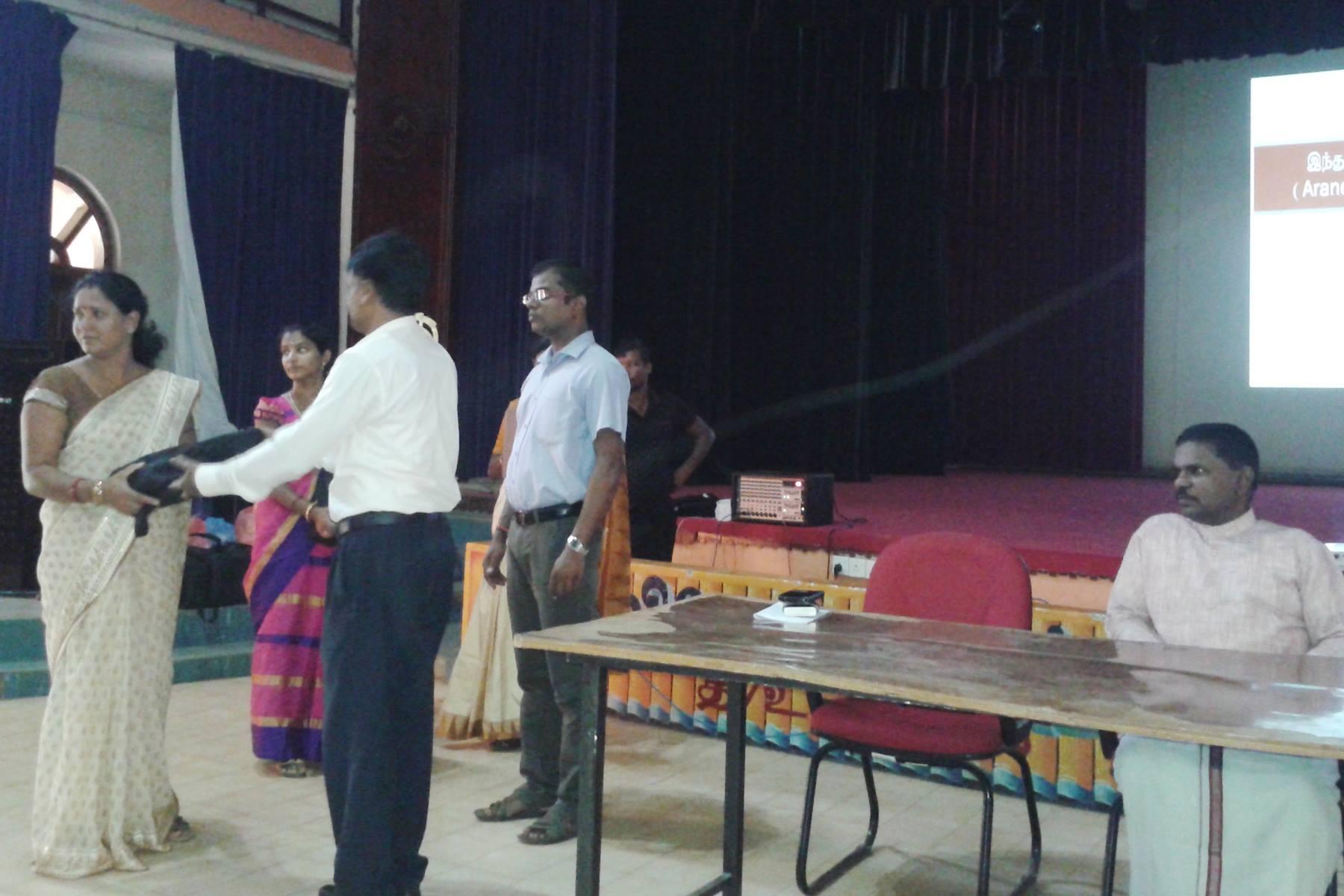திருகோணமலை மாவட்ட அறநெறிப் பாடசாலை ஆசிரியர்களுக்கான கருத்தரங்கு