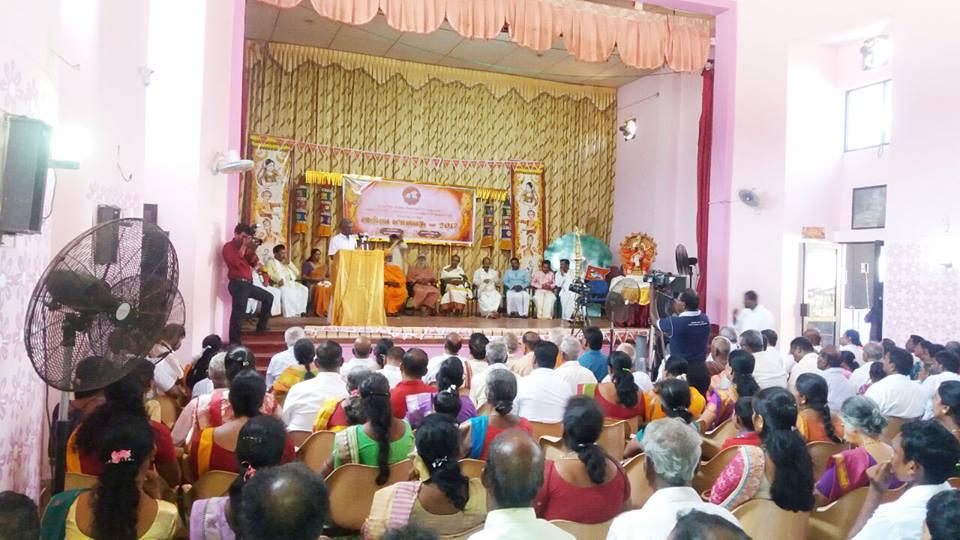 மன்னாரில் எழுச்சியுடன் இடம்பெற்ற இந்து மாநாடு