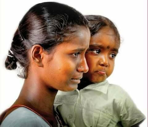 நந்திக்கடலே ஒரு உண்மைசொல்வாய் கவிதை தே.பிரியன்