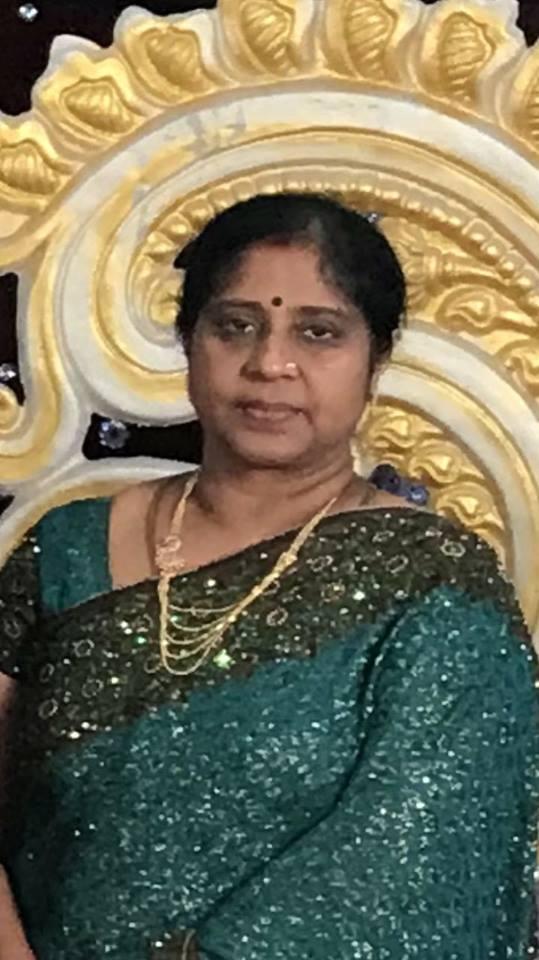 திருமதி.லீனா ஜெயக்குமார்.