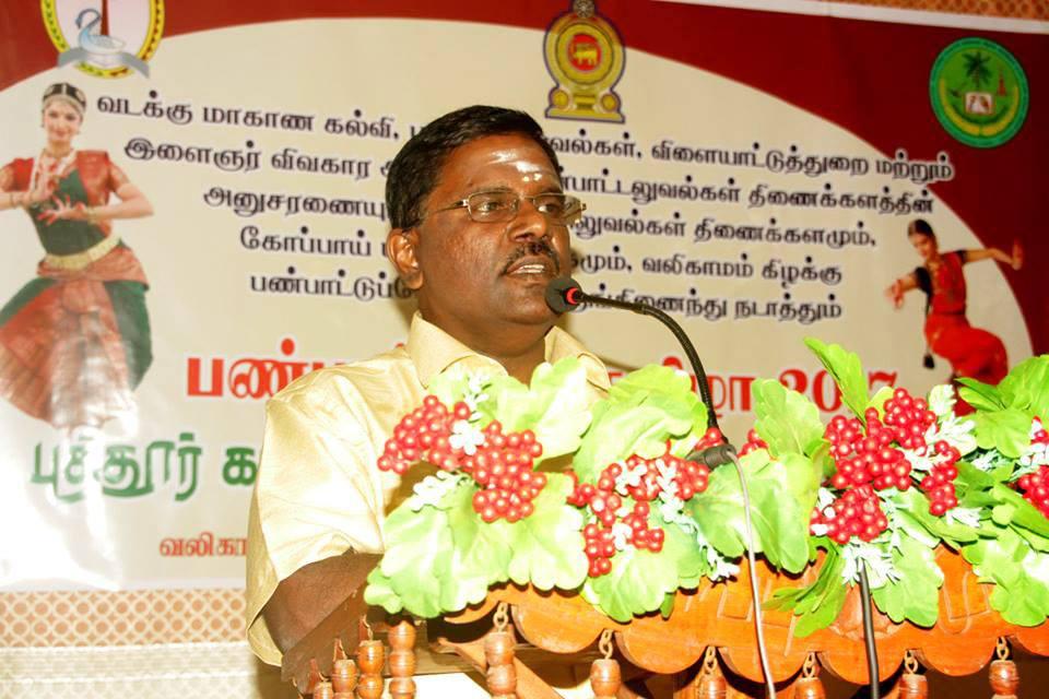 கோப்பாய் பிரதேச பண்பாட்டு விழா நடைபெற்றது.