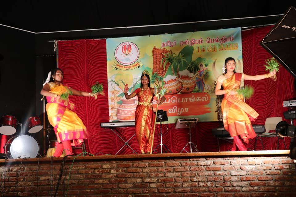 தமிழர் ஒன்றியம் பெல்ஜியம் 20.1.2018 அன்று சிறப்பான பொங்கல் விழா…