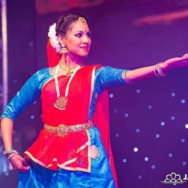 சிறப்பான நடனக் கலைஞர்  அனாமிக்கா இரட்ணசிங்கம்