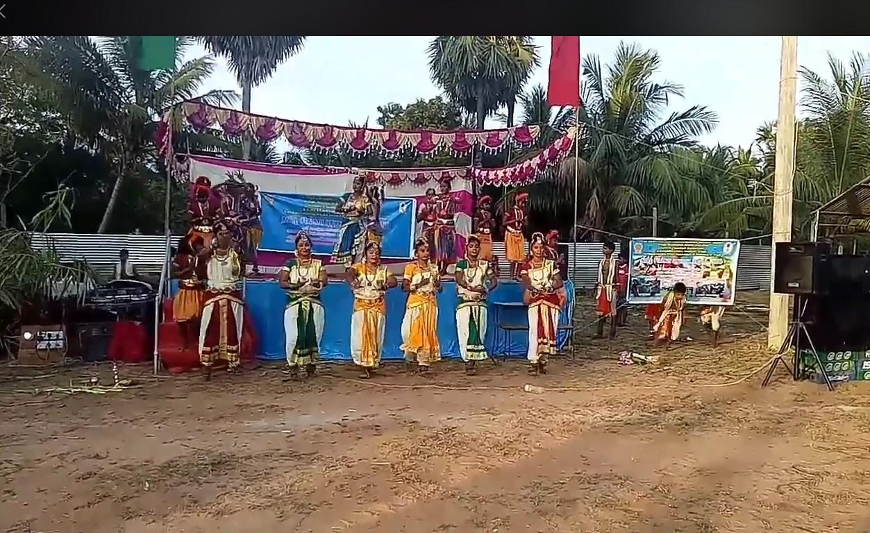 வடக்கு மாகாண கலாச்சார நிகழ்வு முல்லைத்தீவில் மிகவும் சிறப்பாக நடைபெற்றது