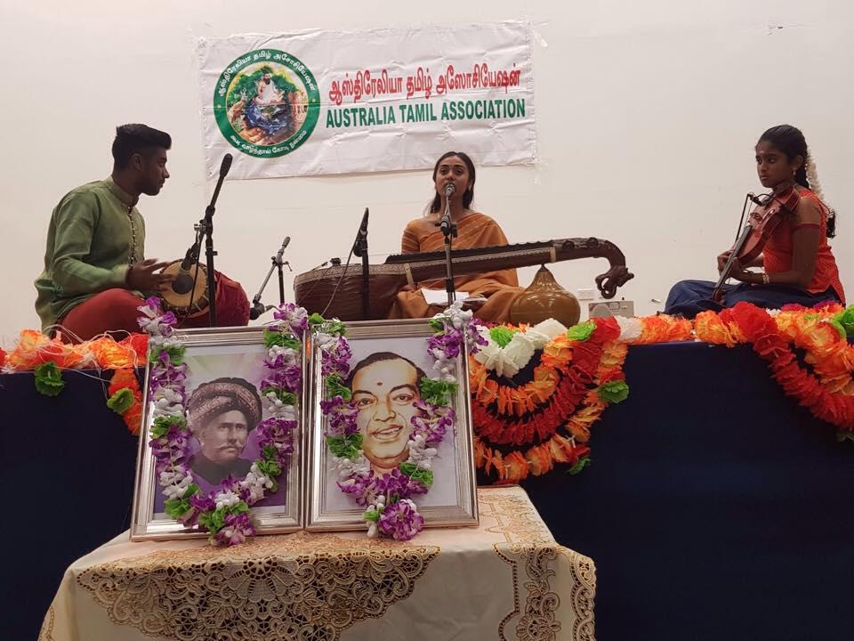 தமிழ் வளர்த்த சான்றோர் விழா ஆஸ்ரேலியா, சிட்னியில்  சிறப்பாக நடைபெற்றது.
