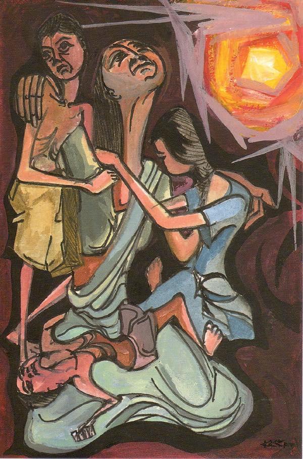 நாங்கள் தோற்றவர்களாகியிருக்கிறோம்