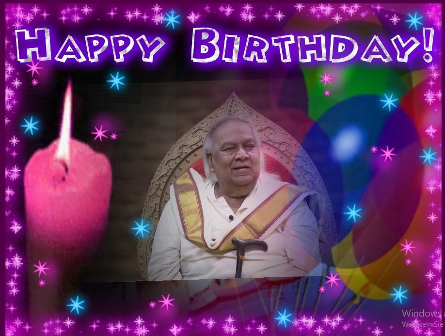 ஈழத்தின் மூத்த கலைஞர் – ஏ.ரகுநாதன் அவர்களின் 83வது பிறந்தநாள்வாழ்த்து 05.05.18
