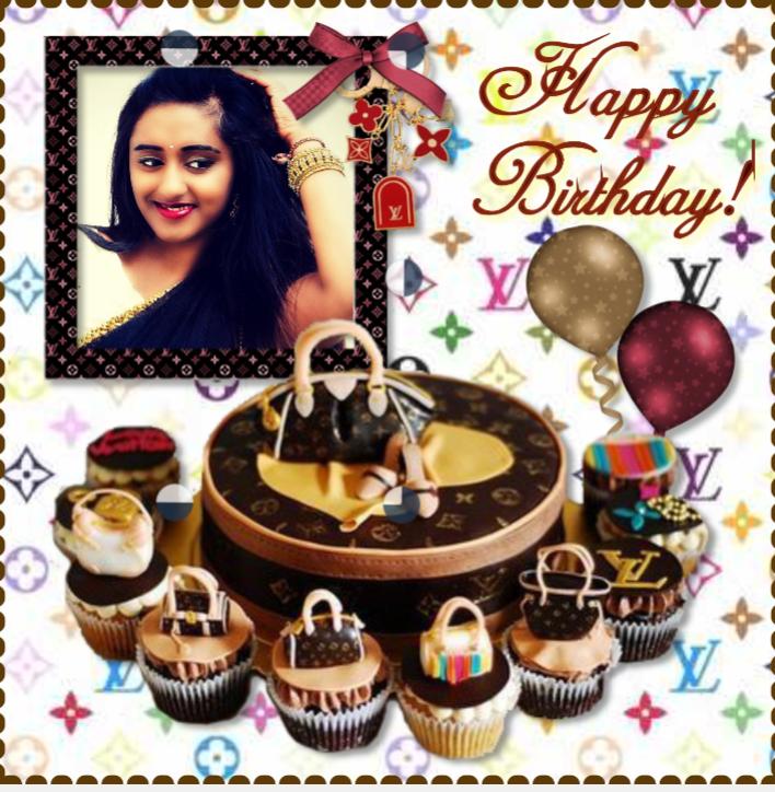 பாடகி செல்வி சுதேதிகா தேவராசா(21வது) பிறந்தநாள் வாழ்த்து: