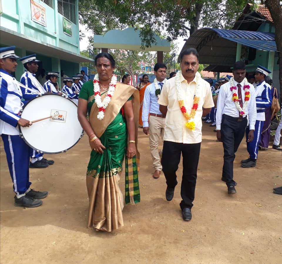 பண்ணாகம் மெய்கண்டான் மகா வித்தியாலய பரிசளிப்பு விழா !