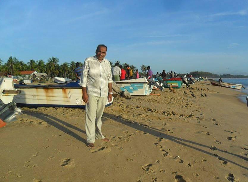 கோவெல்லூர் செல்வாராஜா :கே.ரி.செல்வலிங்கம் பற்றிய நினைவுப் பதிவு.