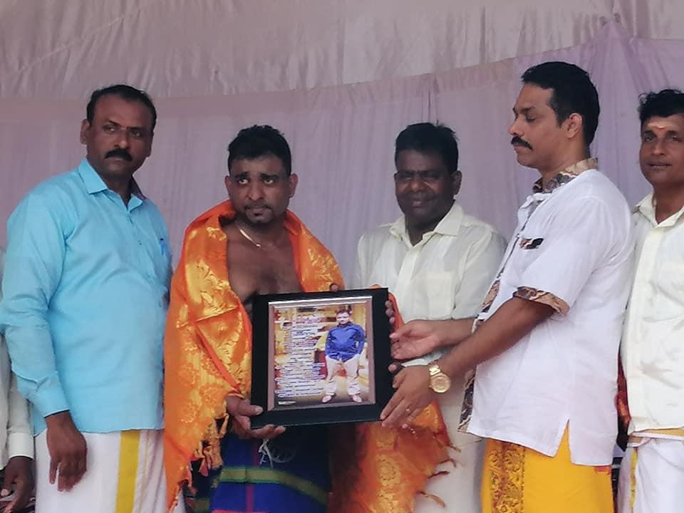 மம்மில் பிள்ளையார் ஆலயத்தின் இறுவெட்டு வெளியீட்டு மிகவும் சிறப்பாக 19.4.2019. நடைபெற்றது.