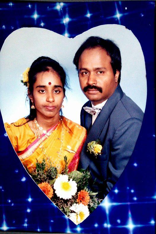 இசைக்கலைஞர் தேவராசா சுதந்தினி தம்பதிகளின் 25.வது திருமண நாள் வாழ்த்து (29-05-19)