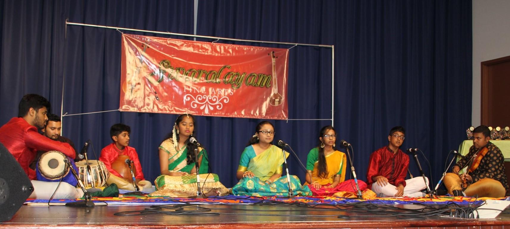 கனடாவில் ஸ்வராலயம் நுண்கலைக் கல்லூரியின் 3வது ஆண்டு விழா சிறப்பாக நடைபெற்றது.