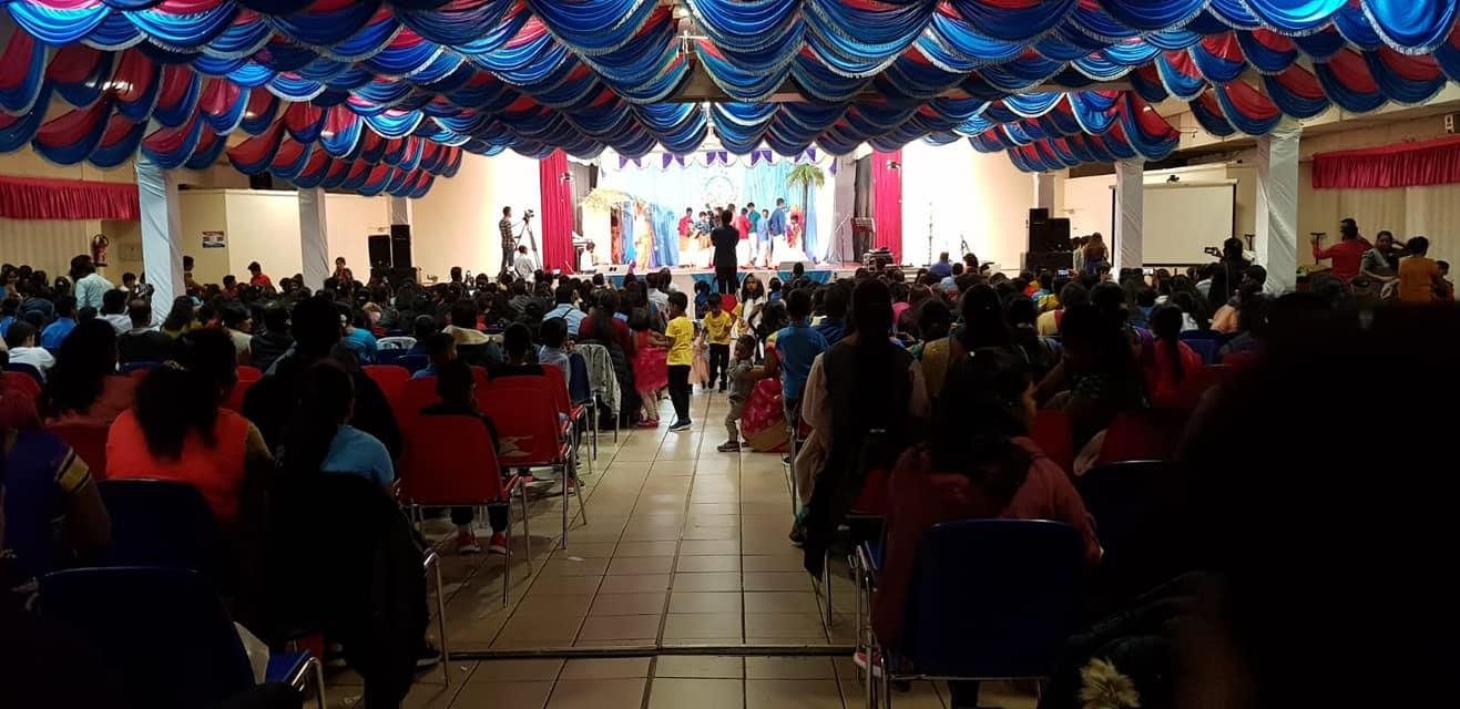பாரிஸில் வி.எஸ்.வி கலைக்கூடத்தின் 15 ஆவது ஆண்டுவிழா வெகுசிறப்பாக நடைபெற்றது.
