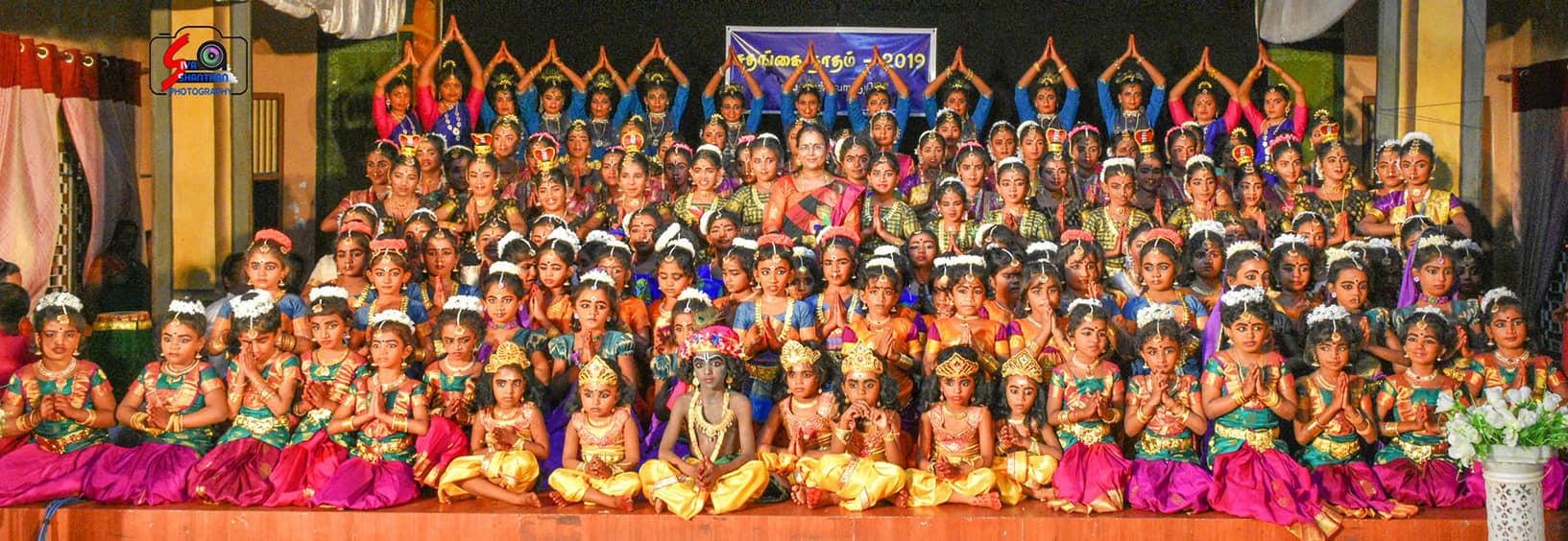 சிறப்புற இடம்பெற்ற சதங்கை நாதம் நடன ஆற்றுகை