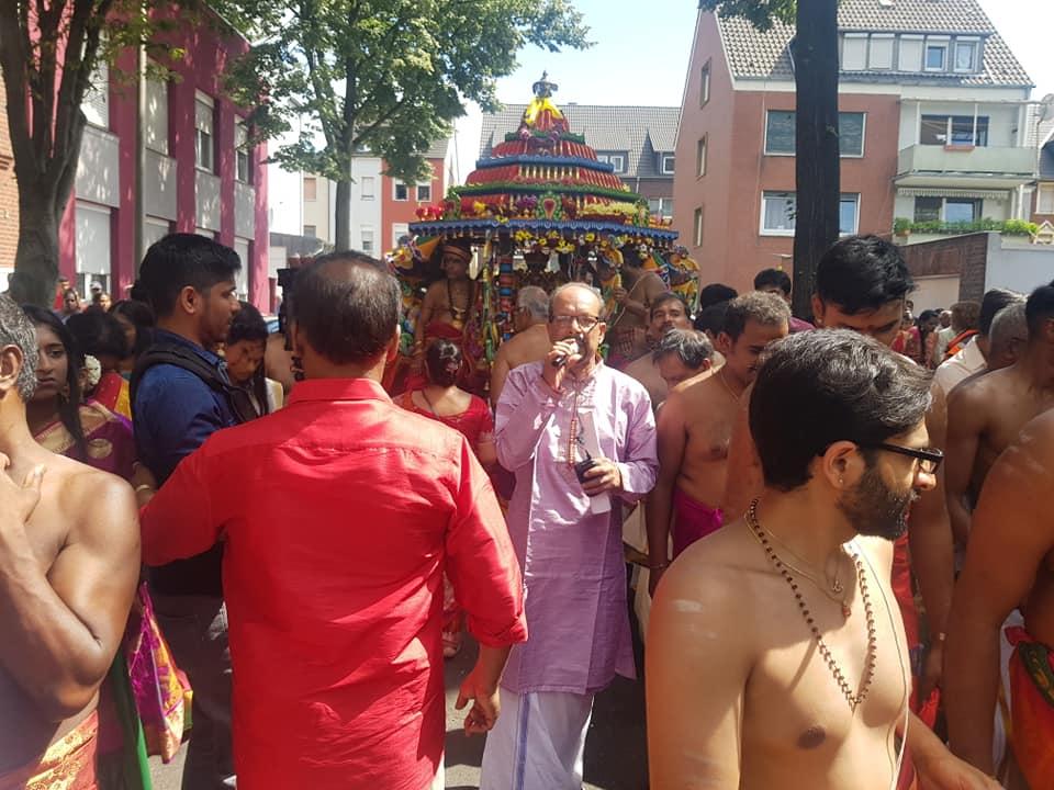 கம் சித்தி விநாயகர் ஆலய தேர்த்திருவிழா மிகவும் சிறப்பாக நடைபெற்றது