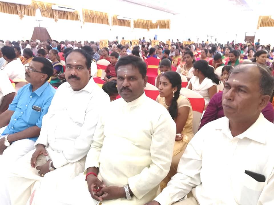 கொடிகாமத்தில் நட்சத்திர மஹால் திறப்பு விழா