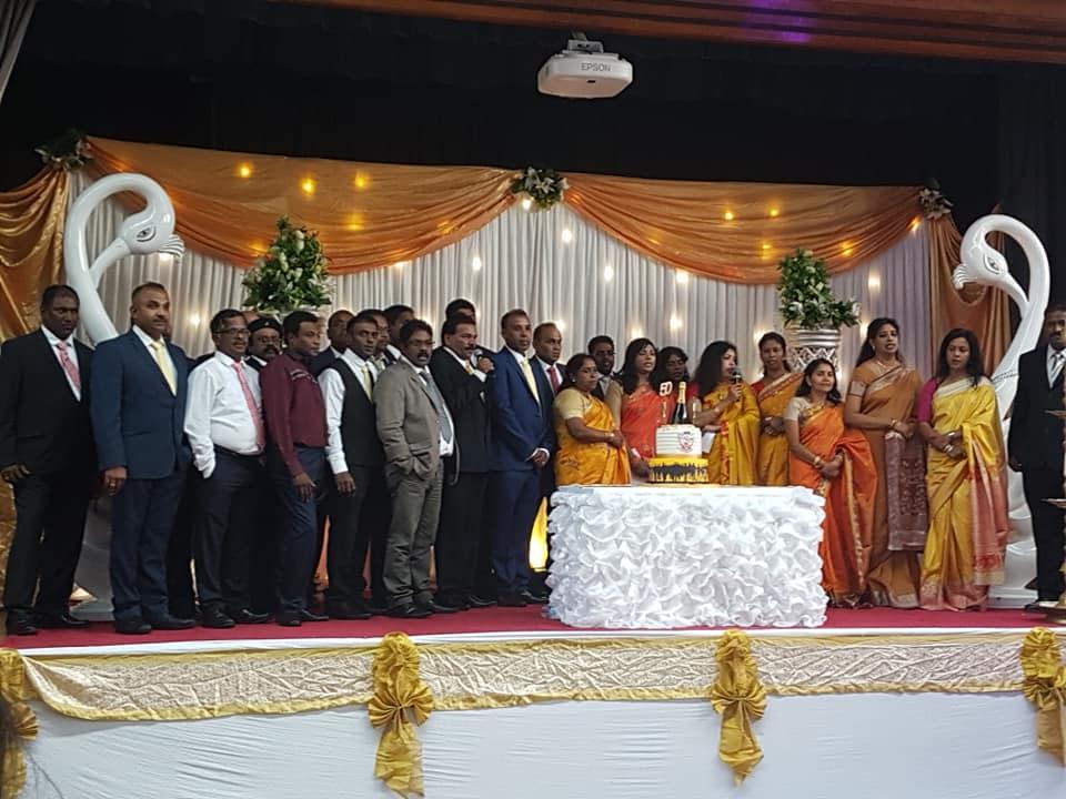 கொக்குவில் இந்துக்கல்லூரி 50 வது பொன்விழா இலண்டனில்  சிறப்பாக இடம்பெற்றது