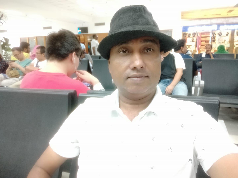 புதிய நந்தவனம் சந்திரசேகரன் அவர்கள் கனடா பயணம்