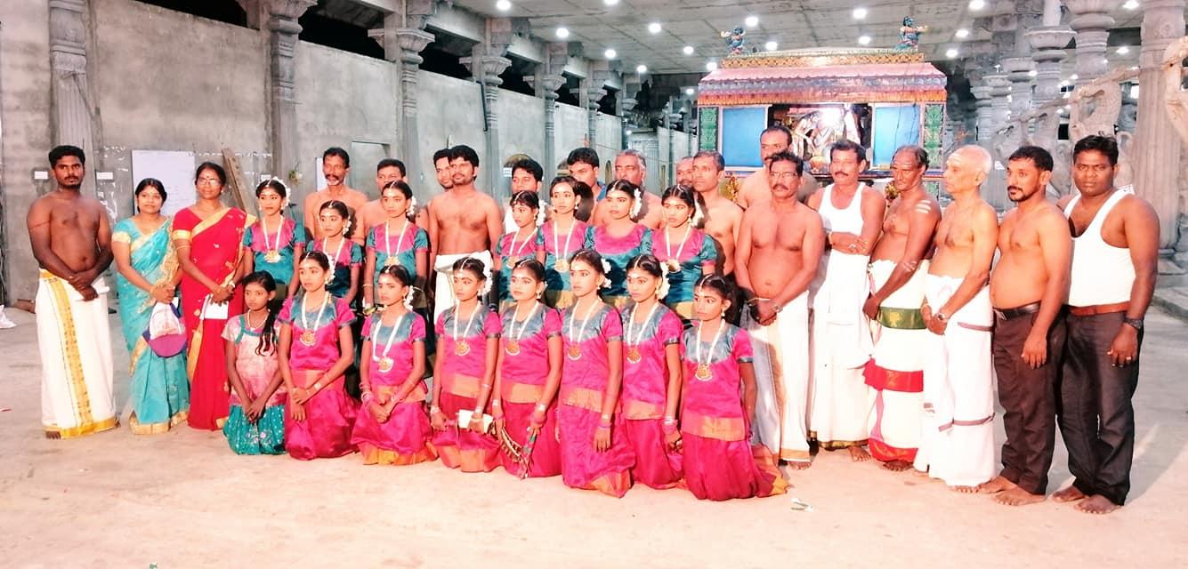 வற்றாப்பளை கண்ணகி அம்மன்ஆலயத்தில் வசந்தன் கூத்து சிறப்பாக  நடந்தேறியது