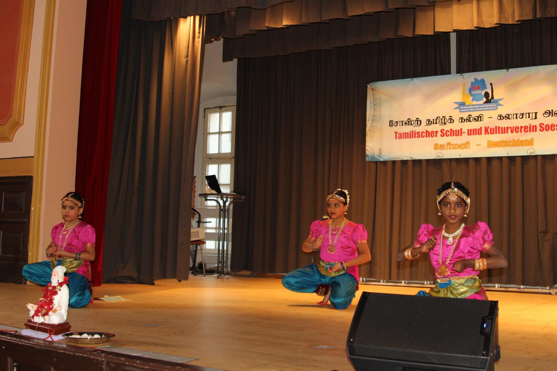 யேர்மனி சோஸ்ட் நகரில்  27 ஆண்டுகளாக இயங்கிவரும் தமிழ்க்கல்வி கலாச்சார அமைப்பு, 2019விழா