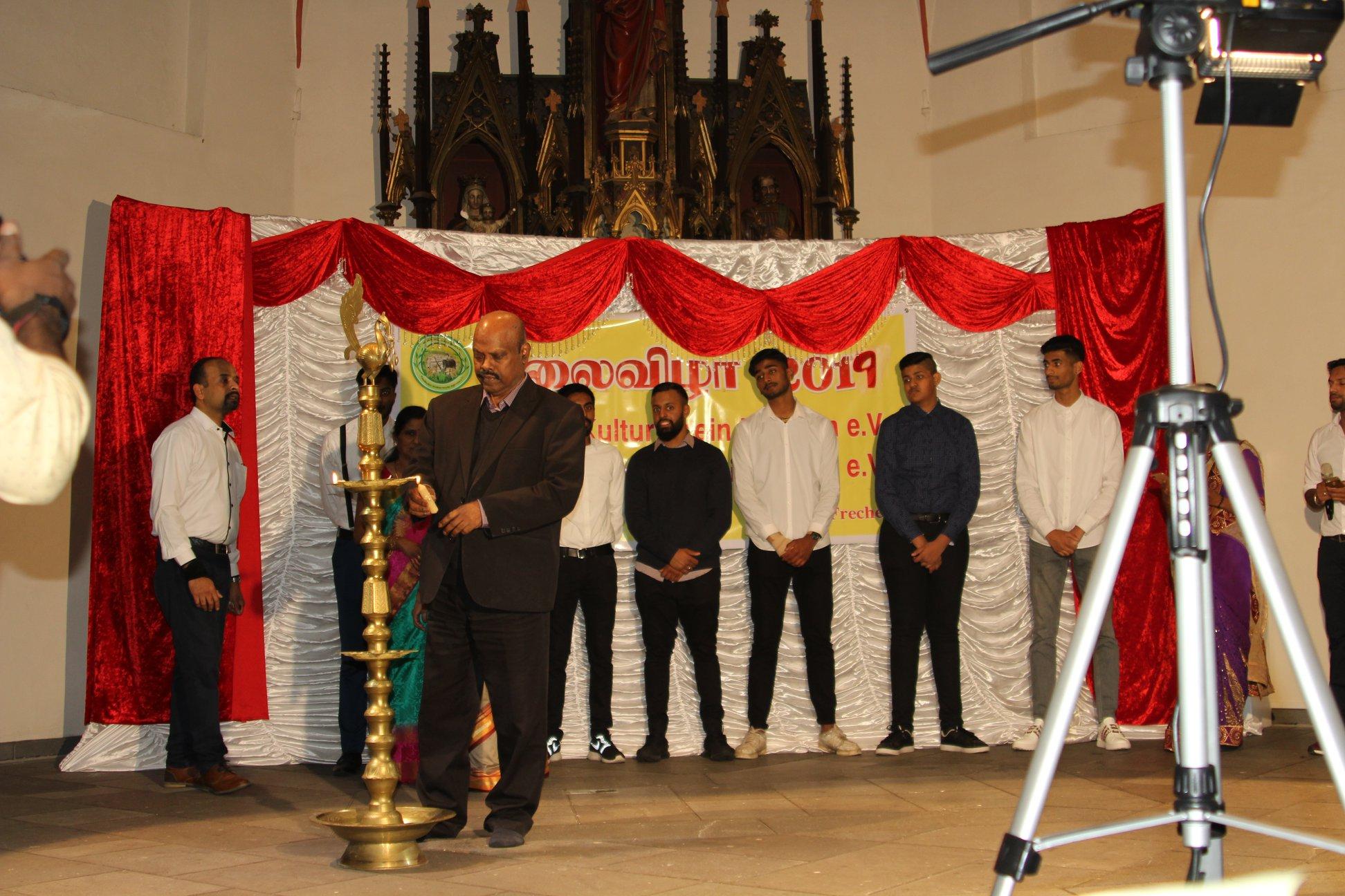 Germany Frechen நகரில் இடம்பெற்ற 7ஆவது ஆண்டு நிறைவு விழா
