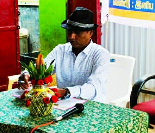 நான் சிறுகதை எழுதி பதினைந்து வருடமாகி விட்டது புதிய நந்தவனம் சந்திரசேகரன்