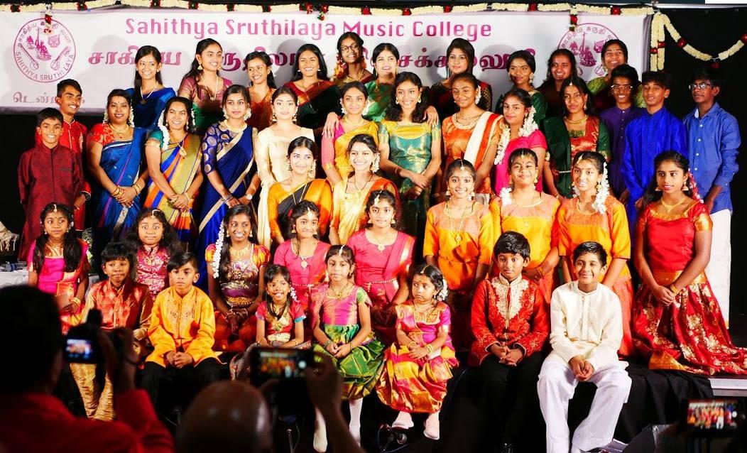 சாகித்ய சுருதிலயா இசைக்கல்லூரியின் 21ம் ஆண்டுவிழா சிறப்பாக நடைபெற்றது.