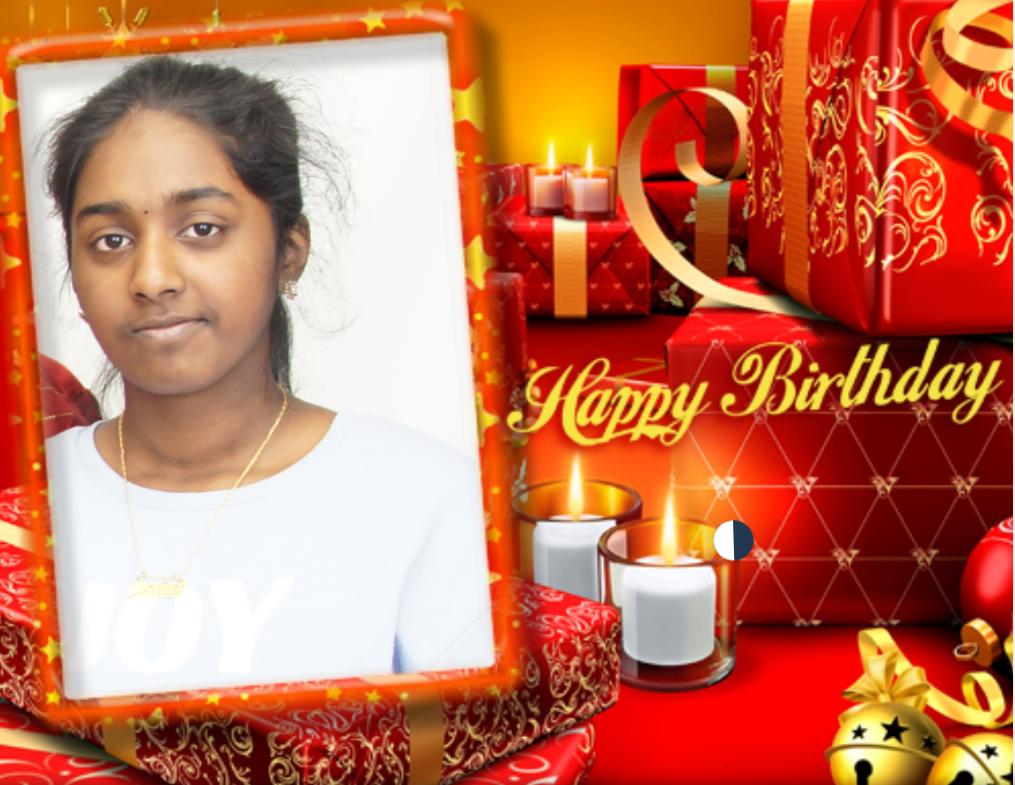 பாடகி செல்வி தேவதி தேவராசா(15வது) பிறந்தநாள் வாழ்த்து: 15.06.2020
