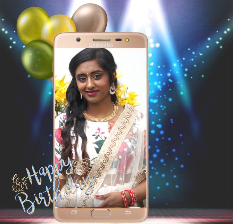 பாடகி செல்வி சுதேதிகா தேவராசா அவர்களின் பிறந்தநாள் வாழ்த்து:05.06.2020