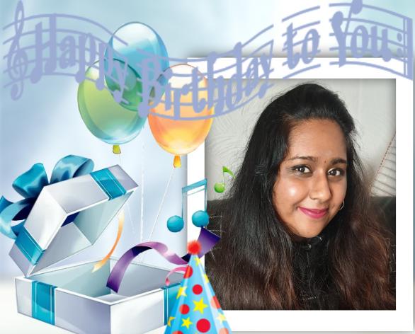 பாடகி செல்வி செல்வி தேவிதா தேவராசாவின் பிறந்தநாள் வாழ்த்து:(14.08.2020)