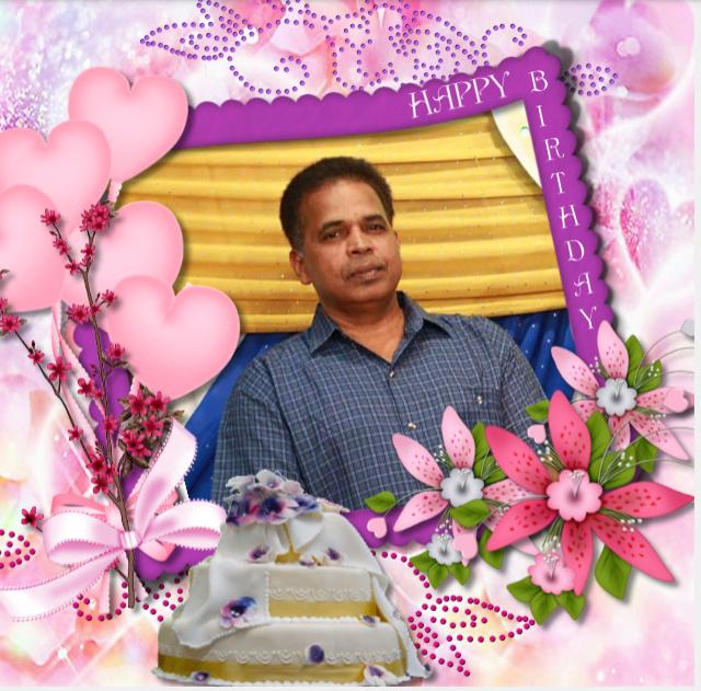 ஊடகர் விமல் குமாரசாமி அவர்களின் 55வது பிறந்தநாள்(16.06.2021)