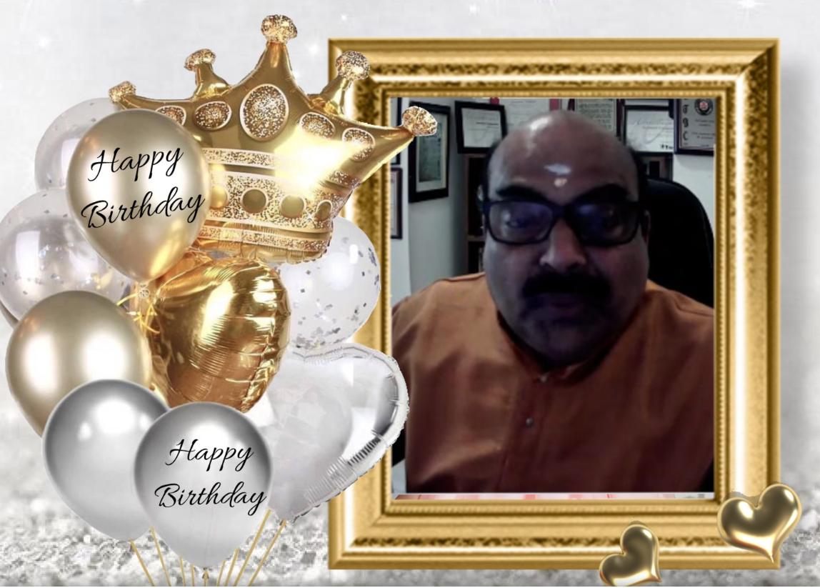 அருட்கவி  தம்பிஜயா ஞானகணேசன் அவர்களின் பிறந்தநாள்வாழ்த்து 14.07.2021