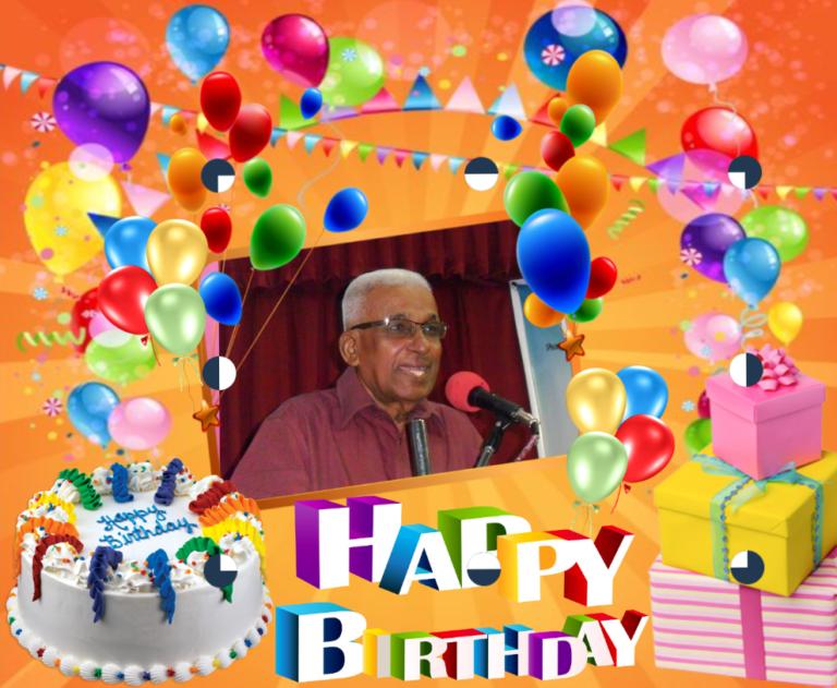 கே.எஸ். சிவகுமாரன் அவர்களின் 84வது பிறந்தநாள்வாழ்த்து 01.01.2021